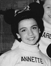 180px-The_Mickey_Mouse_Club_Mouseketeers_Annette_Funicello_1956