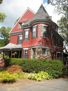 Annie Cobb house, Newton Highlands, MA